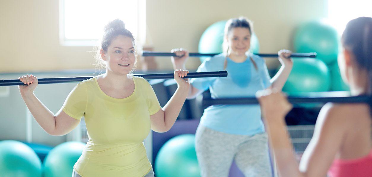 Helpt sporten bij overgewicht? En is het veilig?